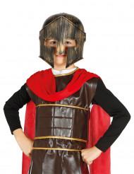 Casco gladiador niño