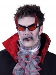 Gafas de diablo adulto para halloween