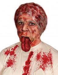 Mandíbula de adulto rota Halloween