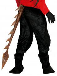 Cola de demonio adulto 1m Halloween