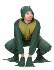 Disfraz de rana para hombre