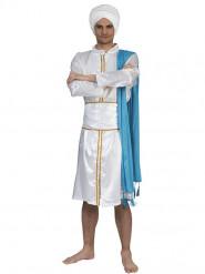 Disfraz de príncipe blanco Hombre