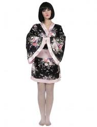 Kimono japonés mujer