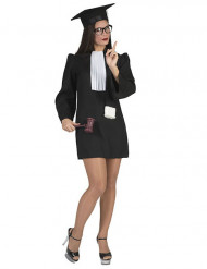 Disfraz de juez mujer