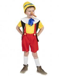 Disfraz de mentiroso niño