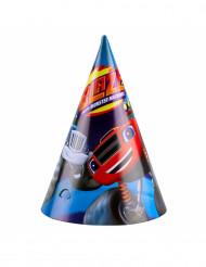 8 Sombreros de fiesta Blaze y los monster machines™