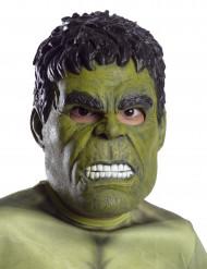 Máscara de Hulk™ Avengers™ niño