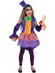 Disfraz princesa del crimen violeta