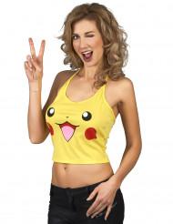 Camiseta ratón eléctrico mujer
