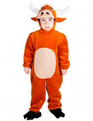 Disfraz de buey niño