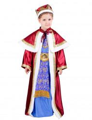 Disfraz Rey Mago Melchor niño