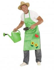 Delantal jardinero adulto