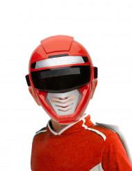 Máscara Power robot rojo niño