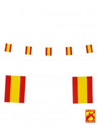Guirnalda bandera España 6 m
