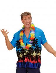 Camisa turista hawaiano adulto.