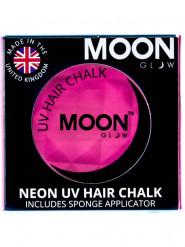 Crema para mechas de pelo rosa fluo UV 3,5g Moonglow©