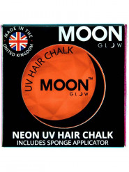 Crema para mechas de pelo naranja fluorescente UV 3,5 g Moonglow©