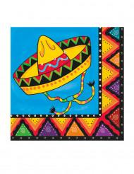 20 Servilletas de papel México
