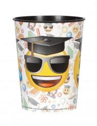 Vaso de plástico Emoji™