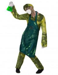 Disfraz de cirujano radioactivo hombre