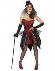 Disfraz de condesa Drácula mujer