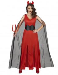 Disfraz demoníaco mujer