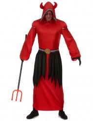 Disfraz de demonio secta hombre