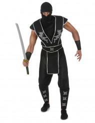 Disfraz de ninja estrella Shuriken hombre