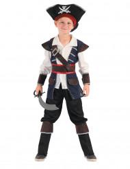 Disfraz de corsario del mar niño