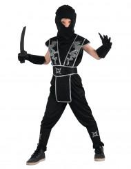 Disfraz de Ninja estrella Shuriken Niño