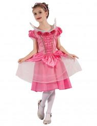 Disfraz vestido de baile Princesa niña