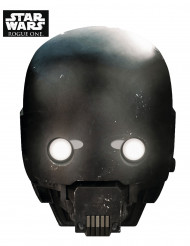 Máscara de cartón K-2SO™ Star Wars Rogue One™