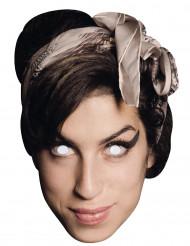 Máscara de cartón Amy Winehouse™