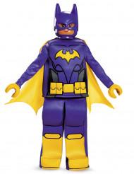 Disfraz de Batgirl LEGO® movie Premium infantil