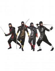 Disfraz de grupo ninja