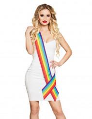 Banda multicolor adulto
