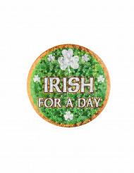 Chapa Irish for a day San Patricio