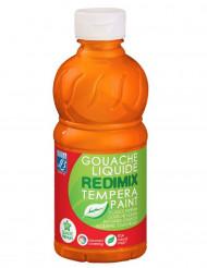 Pintura guache líquida naranja 250 ml Lefranc & Bourgeois ®