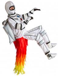 Disfraz de astronauta con reactor adulto