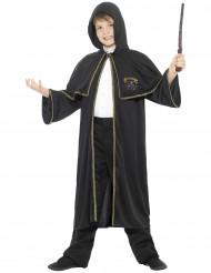Capa aprendiz de brujo para niño