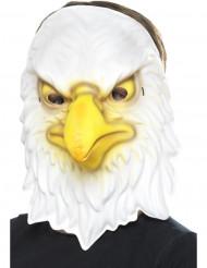 Careta cabeza de águila niño