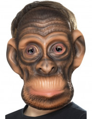 Careta de chimpancé niño