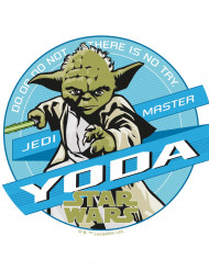 Disco oblea Yoda Star Wars™ 20 cm