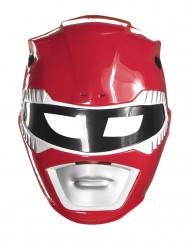 Máscara Power Rangers™ rojo niño