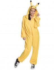 Disfraz de Pikachu Pokémon™ adulto
