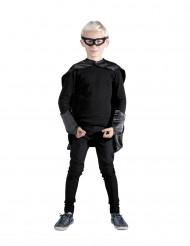 Kit superhéroe negro niño
