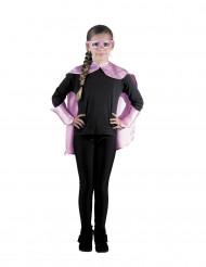 Kit superhéroe rosa niño