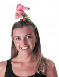 Diadema gorro vintage Navidad