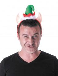 Diadema de Elfo de Navidad