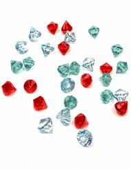 30 Piedras preciosas de colores